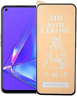 شاشة حماية نانو سيراميك من 21D ضد البصمة والكسر لهاتف Oppo A92 اوبو A92