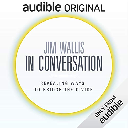 Jim Wallis: In Conversation audiobook cover art