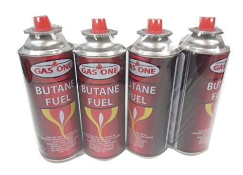 Sterno Butane Fuel 8 1 pk