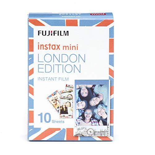 instax mini Film, London Edition (1x10 Aufnahmen)
