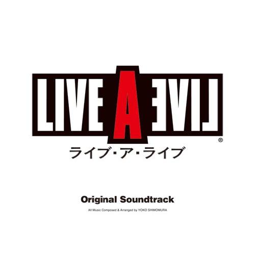 ライブ・ア・ライブ オリジナル・サウンドトラック