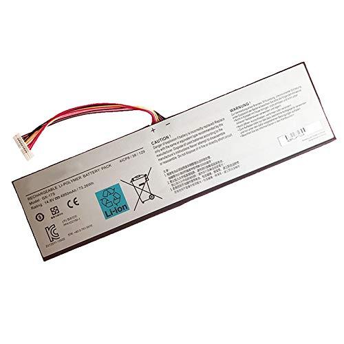 Huiyuan 73.26Wh 4950mAh 14.8V GX-17S Laptop accessories Compatible for Gigabyte Aorus X3 Plus V3 Plus V5 X5 X5S X7 V2 V3 V4 V5 V6