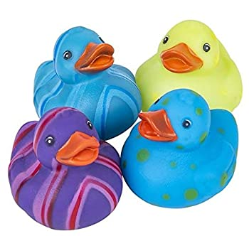 christmas rubber duckie