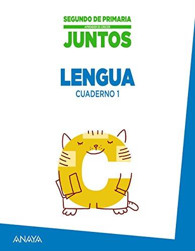 Aprender es crecer juntos 2.º Cuaderno de Lengua 1. - 9788467875164