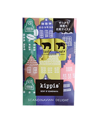 kippis coffee パウダーコーヒー 3P ワンサイズ SCANDINANVIAN DELIGHT