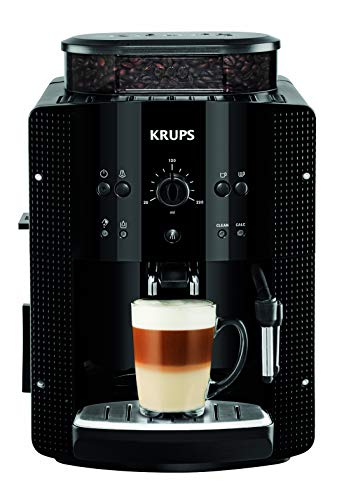 Krups - EA8108 - Machine à café automatique, 1450...