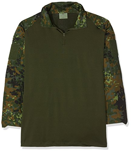 Mil-Tec Tactical Hemd Warrior Flecktarn Gr. XL