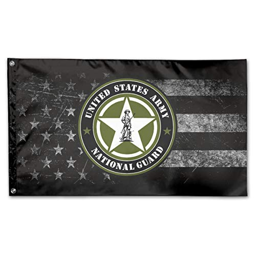 FFFlag-er United States Army National Guard Flag 3x5 Foot