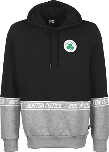 New Era NBA Colour Block Boston Celtics Sudadera con Capucha
