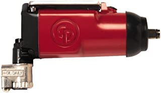 Chicago Pneumatic CP7722 3/8-In. Heavy Duty Air Impact Wrench - Air Wrench with 360°Air Inlet Swivel. Power Tools