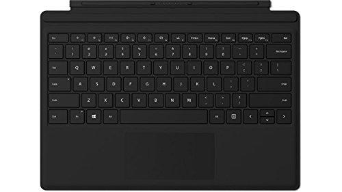 Microsoft Surface Pro Teclado Black Finger Print Sensor Huellas Dactilares