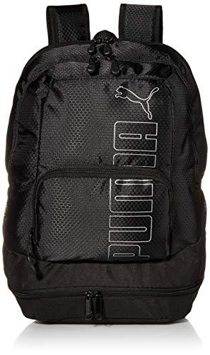 PUMA Unisex-Erwachsene Evercat Dominator Backpack Rucksack, schwarz, Einheitsgröße