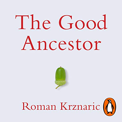 Couverture de The Good Ancestor