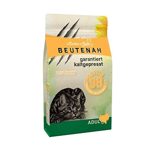 Markus Mühle Beutenah Truthhahn Katzenfutter (1200g Beutenah Truthahn)