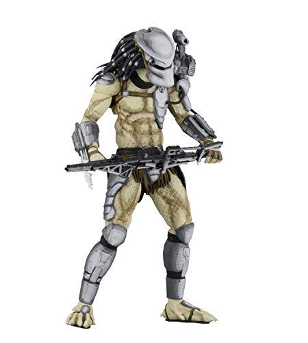 NECA - Warrior Arcade 20 cm Scale Action Figure Alien Vs Predator, Colore (NEC0NC51688)