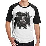 Photo de Men's Tee Shirts Glen Campbell#Gentle on My Mind- Best of Casual Short Sleeve T-Shirt Fashion Baseball Tee Shirts Tops Black XXL par