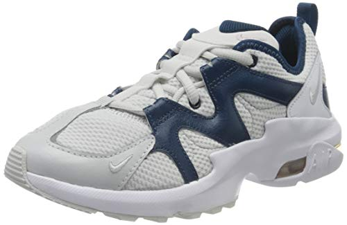 Nike Damen Sneaker-at4404 Sneaker, Weiß (WHITE/PHOTON DUST-VALERIAN BLU), 37.5 EU