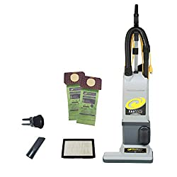 ProTeam ProForce Bagged Upright Vacuum Cleaner