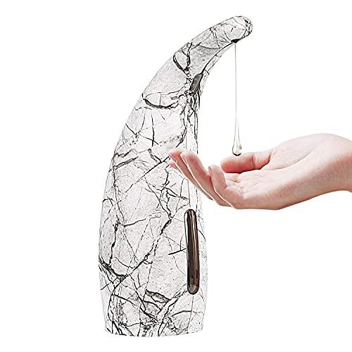 Dispensador AutomáTico De JabóN de 300 ml, dispensador Inteligente sin Contacto con Sensor de Movimiento infrarrojo,para el hogar, la Oficina, el Hotel, el Hospital