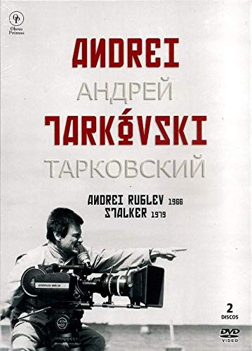 Box Andrei Tarkóvski - ( Andrei Rublev / Stalker )