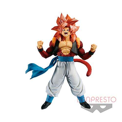 Banpresto. Dragon Ball GT Figure Gogeta SSJ4 Figure Blood of Saiyans Special V sofort verfügbar!