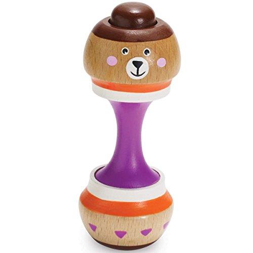 Manhattan Toy couine jouet en bois (Ours)