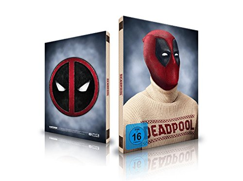 Deadpool - Mediabook A - Limited Collector's Edition