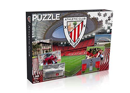 Athletic Club Bilbao Puzzle Athletic Club 1000 Piezas (11862), Multicolor (Eleven Force 1)