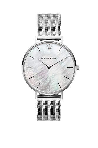 PAUL VALENTINE ® Reloj de Pulsera para Mujer con...