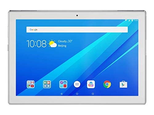 Lenovo Tab4 10 TB-X304L 10,1' HD IPS Display, Quad-Core, 2 GB RAM, 32 GB Flash, LTE/4G Android 7.0, bianco