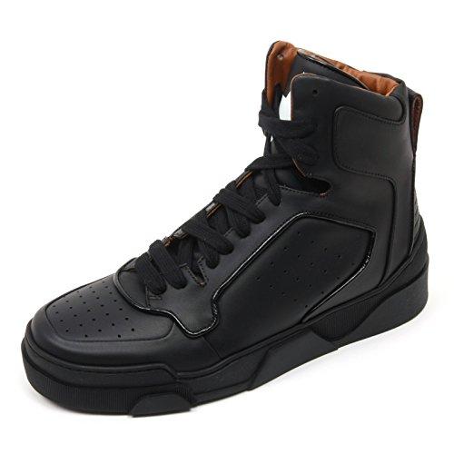 Givenchy C2866 Sneaker Alta Uomo Scarpa Nero Shoe Man [39]
