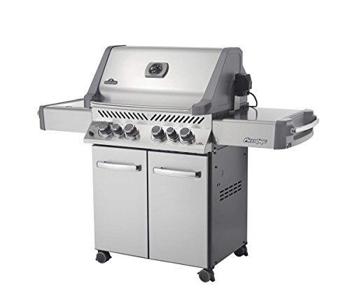 Napoleon Grills Prestige 500 Propane Gas Grill, Stainless...