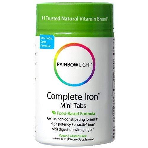 Rainbow Light Complete Iron System
