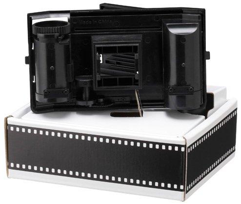 Superheadz 35mm Back Adapter for Holga 120 Cameras