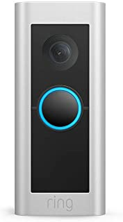 Ti presentiamo Ring Video Doorbell Pro 2 di Amazon, Video in HD a figura intera, rilevazione di movimento 3D, alimentazion...