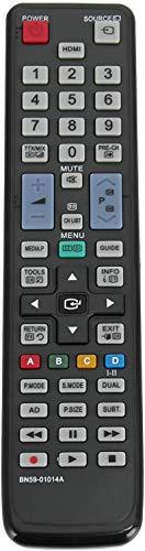 Allimity BN59-01014A – Mando a distancia de repuesto adecuado para Samsung LED LCD TV