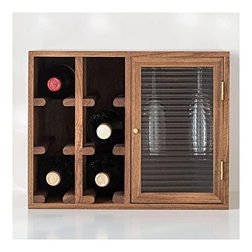 XXG PráCtica EstanteríA para Botellas –Vinoteca De Pie para Todo Tipo De Botellas Mueble De Vino