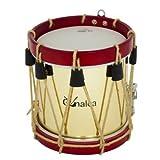 Gonalca Percusion 4901 - Tambor navarro cuerdas 20 x 20 cm