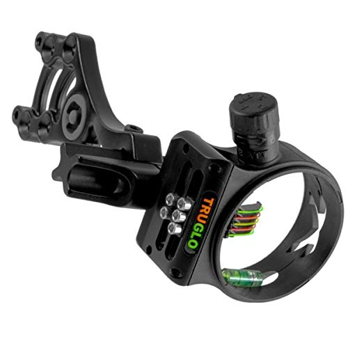 Truglo New G2 Compound Bow Field Archery Sight 5-pin illuminated STORM...