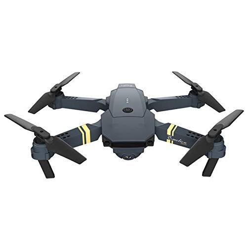 PQZATX Drone E58 CaméRa WiFi Grand Angle FPV 1080P CaméRa HD3 Piles Selfie Pliable QuadricoptèRe TéLéCommandé Avion à Quatre Axes