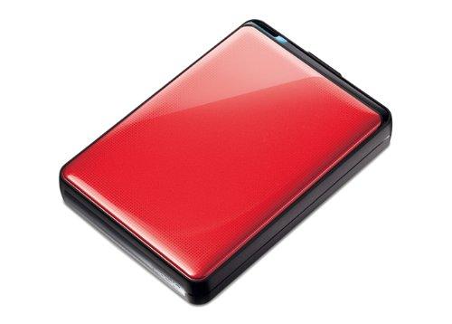 Buffalo HD-PNT1.0U3R-EU MiniStation Plus 1TB USB 3.0 Shockproof Portable...