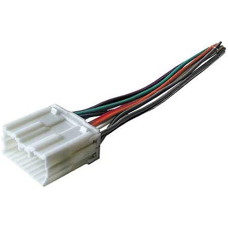 Amazon.com: Stereo Wire Harness Mitsubishi Eclipse 95 96 97 98 989 1995  1996 1997 1998 1999 (car radio wiring installation parts): Automotive | 1998 Mitsubishi Eclipse Wiring |  | Amazon.com