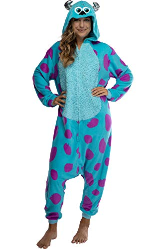 Sulley Mike Costumes Monsters Inc University