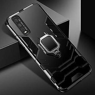 جرابات مناسبة - جراب VIVO Y70S مضاد للصدمات مع دعامة سيارة لاصقة لحماية هاتف VIVO Y50 X50 Pro S6 Z6 X30 Pro V19 NEO For VI...