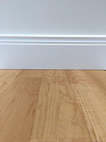 PVC-Boden Classic Holzoptik Ahorn Schiffsboden | Muster | Vinylboden versch. Farben & Längen | Fußbodenheizung geeignet | PVC Platten strapazierfähig & pflegeleicht er Fußboden-Belag