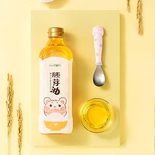 WARABABY 胚芽油 600g ベビー用調味料 ベビー離乳食 無添加 子供用 (2)