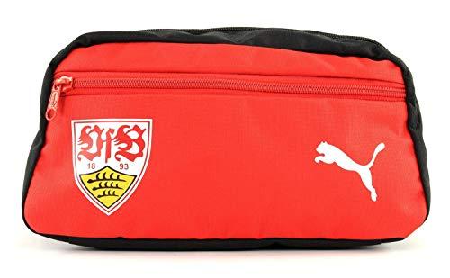 PUMA VfB Stuttgart Fanwear Wash Bag Puma Black - Puma Red