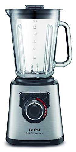 Tefal PerfectMix BL811D40 High-Speed Blender, Powelix Blades, Stainless Steel, 1200 W