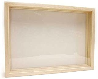 insectech 桐製標本箱:大型(ガラス蓋)Ver.2020