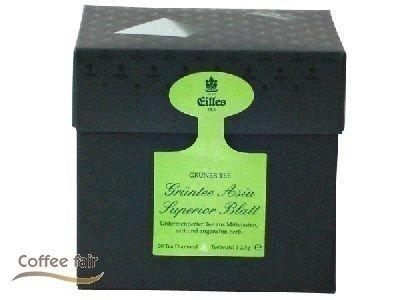 EILLES Tea Diamonds Tee Grüntee Asia Superior Blatt 20 x 2,5g